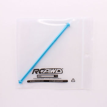 RCAWD 1/16 HSP Center Drive Rc Araba İçin 110 mm top başlı Şaft HSP 1/16 Monster Truck Kısa rota Sürücü Ortak 28009 94186 94286