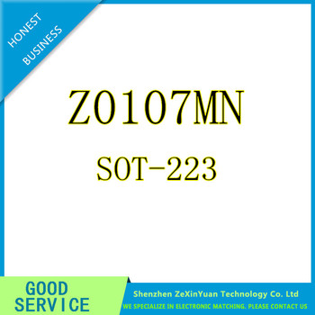 20PCS/LOT Z0107MN Z0107 0107M Z7M SOT223