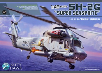 Kitty Hawk KH80126 1/48 SH-2G Süper Seasprite